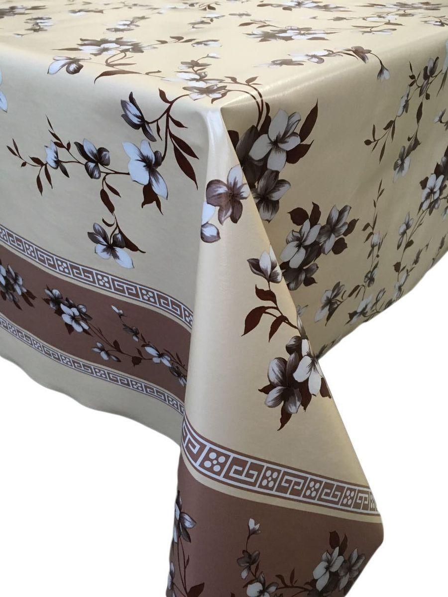 Столовая клеенка LCadesi Florista, прямоугольная, 140 х 200 см. FL140200-331-04FL140200-331-04Столовая клеенка Florista с классическим дизайном украсит ваш стол и защитит его от царапин и пятен. Благодаря основе из нетканого материала не скользит по столу. Клеенка не имеет запаха и совершенно безопасна для человека.