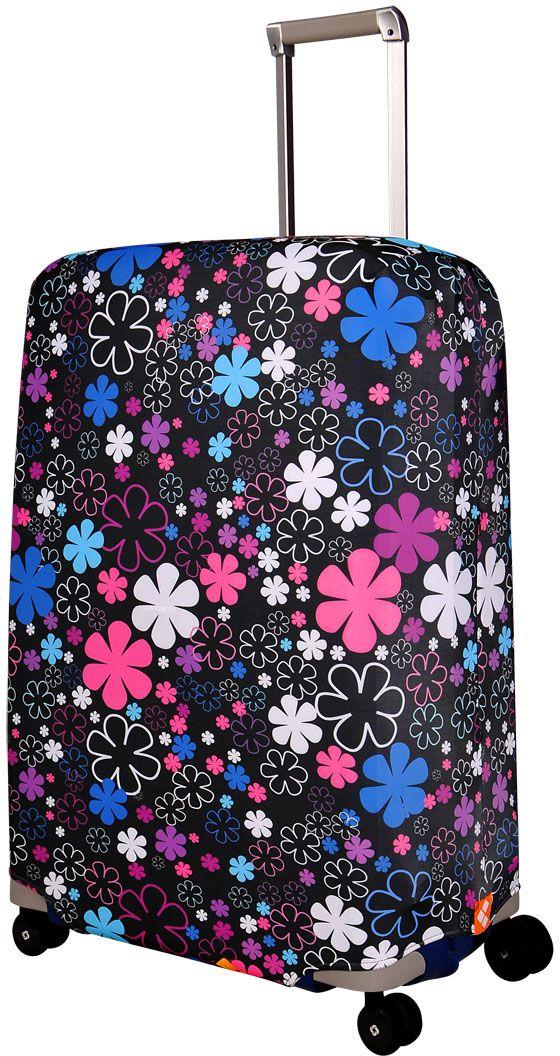 "Чехол для чемодана Routemark ""Floxy"", размер L/XL (75-85 см) Fl-L/XL"