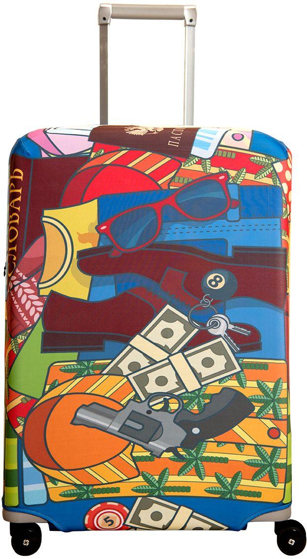 Чехол для чемодана Routemark Fortunatto, размер M/L (65-74 см)For-M/LДля чемоданов средних размеров, высотой от 65 до 74 см (24-28 inch) (мерить от пола). Плотность ткани - 240 г/кв.м, упрочнённые швы, 2 потайные молнии для боковых ручек с двух сторон. Внизу чехла - молния трактор, дополнительная резинка с фастексом для лучшей усадки. Стойкая сублимационная печать.