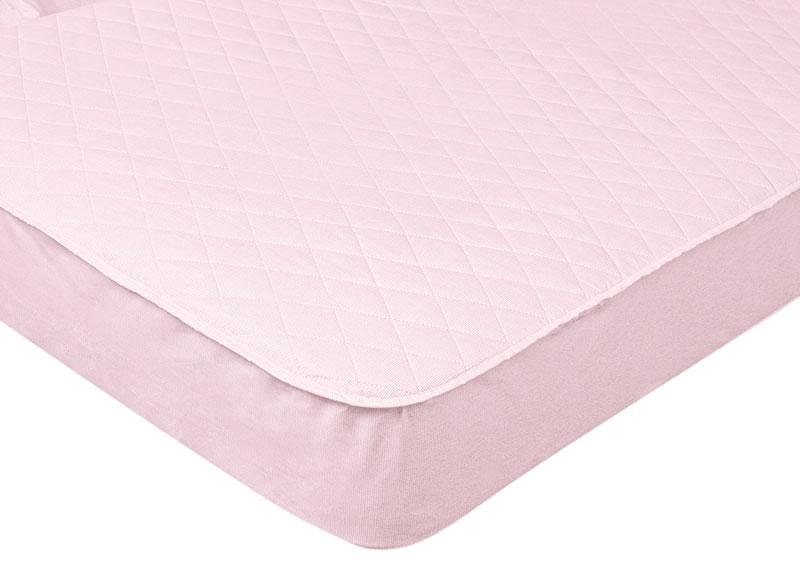 Наматрасник стеганый Primavelle, цвет: розовый, 160 см х 200 см130852090-БНаматрасник Primavelle с наполнителем из полиэстера сделает ваш сон еще комфортнее. Чехол, выполненный на 70% из хлопка и на 30% из полиэстера, оформлен декоративной стежкой. Наматрасник может подвергаться многочисленным стиркам, не теряя своих первоначальных качеств. По всему периметру наматрасника пришита резинка, что избавит вас от необходимости постоянно его поправлять. Изделие защитит матрас от грязи и пыли и придаст дополнительный комфорт вашему спальному месту. Мягкий и легкий, наматрасник прекрасно подойдет для жестких кроватей и диванов, делая ваш сон спокойным и приятным. Наматрасник упакован в прозрачный пластиковый чехол на змейке с ручкой, что является чрезвычайно удобным при переноске. Материал чехла: 70% хлопок и 30% из полиэстер. Материал наполнителя: 100% полиэстер.