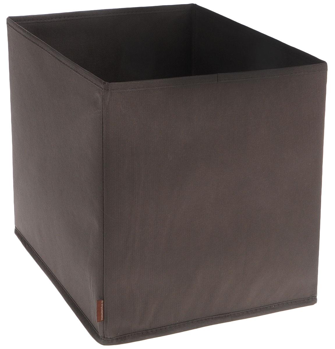 Коробка для вещей и игрушек Все на местах Minimalistic, 30 x 30 x 30 см1015037.