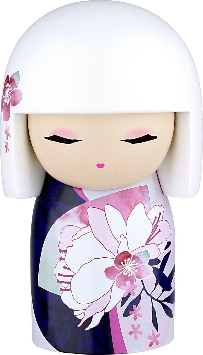 Кукла-талисман Kimmidoll Хироко (Щедрость). TGKFL115TGKFL115Привет, меня зовут Хироко! Я талисман ЩЕДРОСТИ! Мой дух привносит в жизнь цель и процветание. Почитайте мой дух и делитесь с миром тем, что у вас есть. И тогда, взамен, ваша жизнь наполнится богатством и смыслом. Это традиционная японская кукла- Кокеши! (японская матрешка). Дарится в знак дружбы, симпатии, любви или по поводу какого-либо приятного события! Считается, что это не только приятный сувенир, но и талисман, который приносит удачу в делах, благополучие в доме и гармонию в душе!
