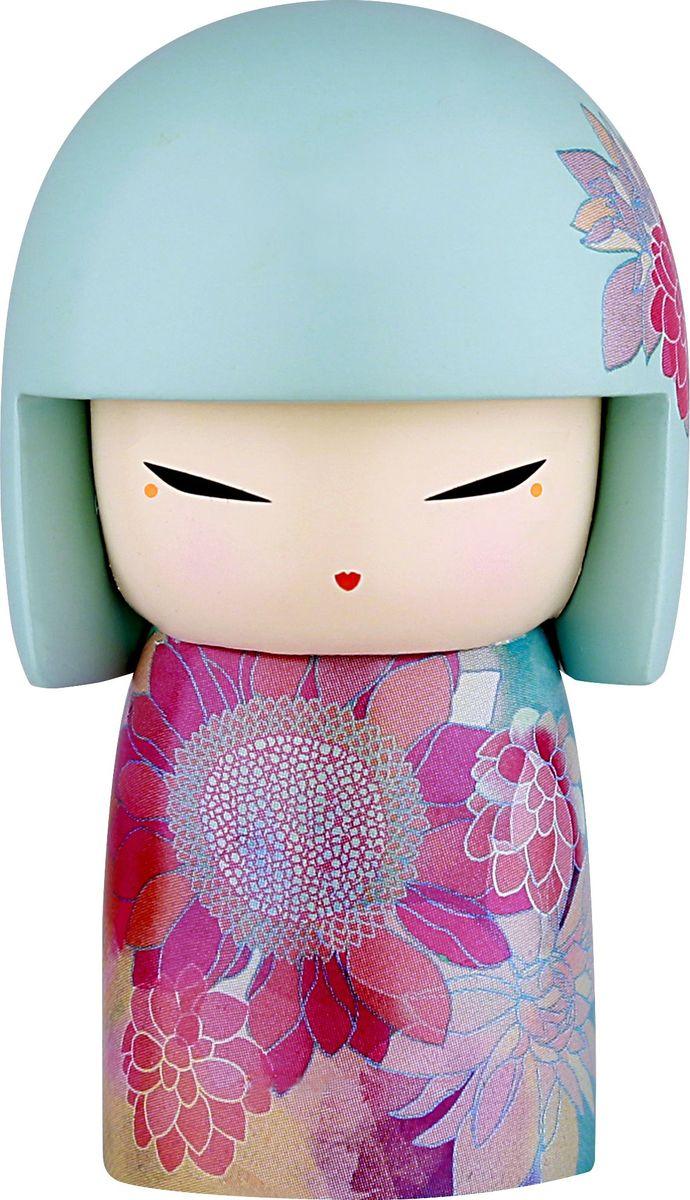 Кукла-талисман Kimmidoll Мегуми (Добро). TGKFS103TGKFS103Привет, меня зовут Мегуми! Я талисман Доброты! Мой дух полон добродетели и чистоты. Живя с чистым сердцем и ясным умом, вы разделяете мои ценности. Благими намерениями в ваших решениях, вы наполняете жизнь всем тем, чего вы желаете. Это традиционная японская кукла- Кокеши! (японская матрешка). Дарится в знак дружбы, симпатии, любви или по поводу какого-либо приятного события! Считается, что это не только приятный сувенир, но и талисман, который приносит удачу в делах, благополучие в доме и гармонию в душе!