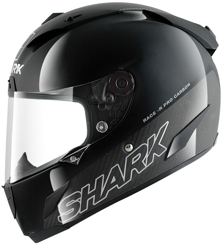 Мотошлем Shark Race-r Pro Carbon, цвет: черный. HE8670E. Размер MHE8670EBLKMRace-r Pro Carbon – это великолепный образец гоночного мотошлема от французской компании Shark. Он обладает высокими показателями, необходимыми для безопасности рейдера на треке, а именно эргономичностью, хорошей аэродинамикой и защитой. Достаточно легкий для мотошлемов класса интеграл, Shark Race-r Pro Carbon станет надежным и стильным спутником современного гонщика.