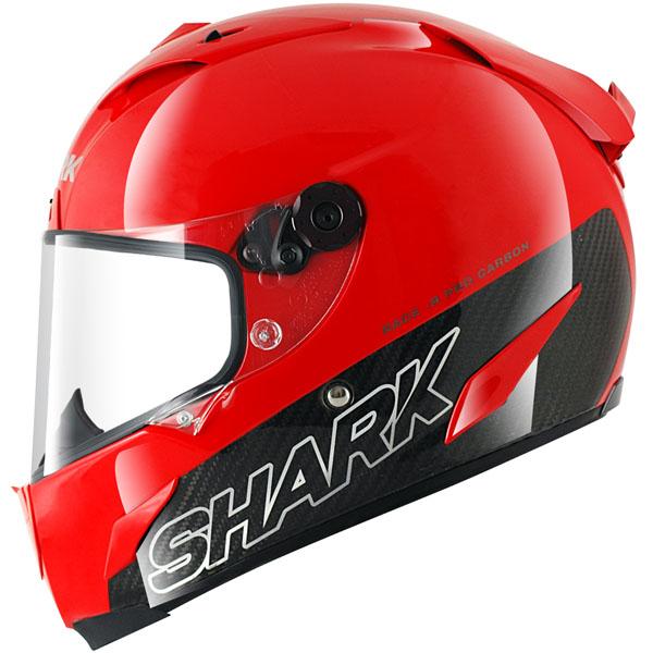 Мотошлем Shark Race-r Pro Carbon, цвет: красный. HE8670E. Размер SGESS-306Race-r Pro Carbon – это великолепный образец гоночного мотошлема от французской компании Shark. Он обладает высокими показателями, необходимыми для безопасности рейдера на треке, а именно эргономичностью, хорошей аэродинамикой и защитой. Достаточно легкий для мотошлемов класса интеграл, Shark Race-r Pro Carbon станет надежным и стильным спутником современного гонщика.