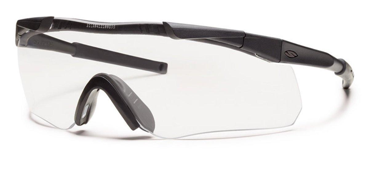 Защитные баллистические очки Smith Optics Aegis ARC, цвет: черныйAEGABK12-2R