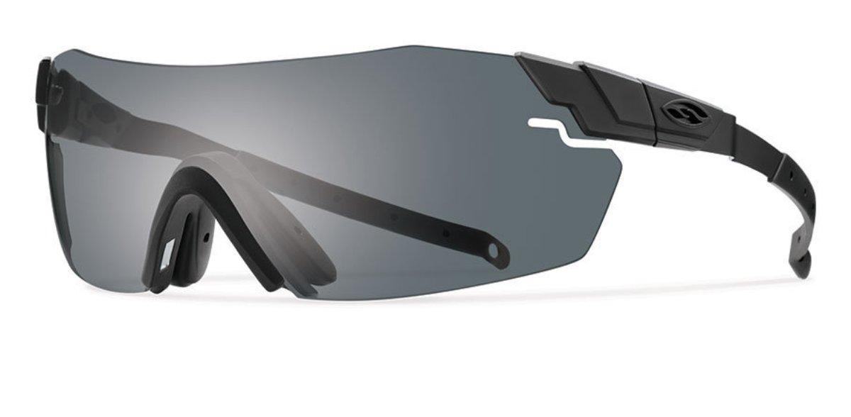 Защитные баллистические очки Smith Optics Pivlock Echo Max, цвет: черныйPMEPCGYIGBK