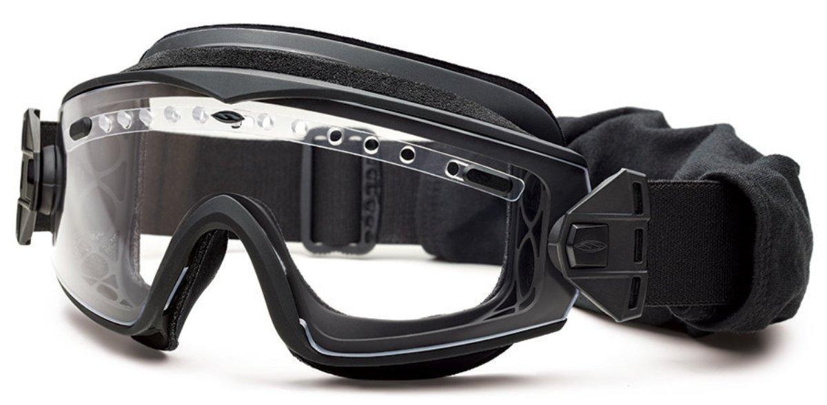 Защитные баллистические очки Smith Optics Lopro Regulator, цвет: черныйLPG01BK12-2R