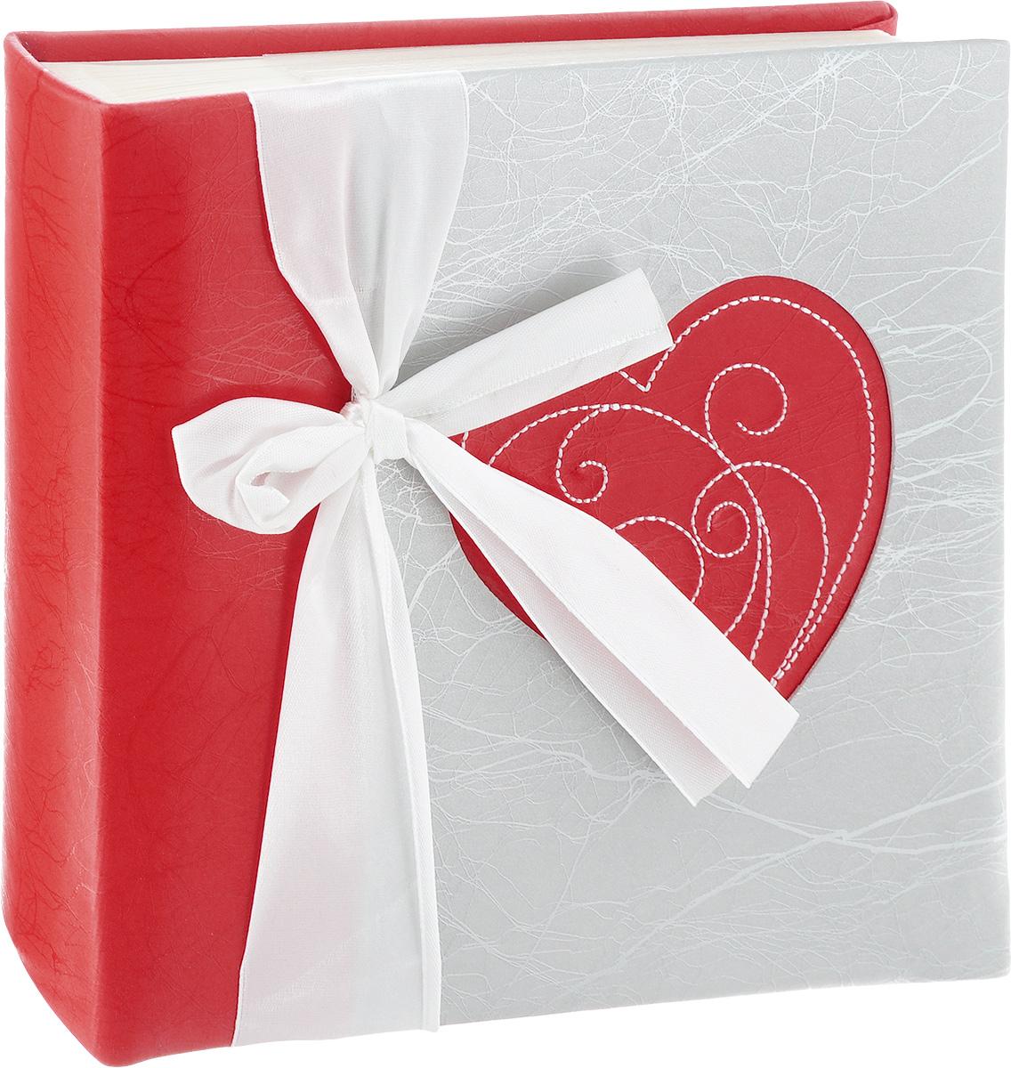 Фотоальбом Pioneer Love, 200 фотографий, цвет: красный, 10 x 15 см48497 LT-4R200PPBB/CАльбом для фотографий формата 10х15 см. Тип обложки: Делюкс (Искусственная кожа). Страницы: Бумажные. Тип переплета: Книжный. Кол-во фотографий: 200. Материалы, использованные в изготовлении альбома, обеспечивают высокое качество хранения ваших фотографий, поэтому фотографии не желтеют со временем