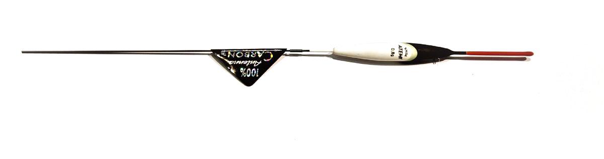 Поплавок Atemi Grande, 0,8 г. 407-00005111726.937Поплавок Atemi Grande 0,8 г предназначен для ловли в стоячей воде и обладает высокой чувствительностью. Классическая форма. Характеристики Поплавок Atemi Grande 0,8 гБренд: АтемиВес огрузки : 0,8гКол-во : 1 штСерия : Atemi GrandeМатериал : БальсаСтрана производителя : Болгария/Польша