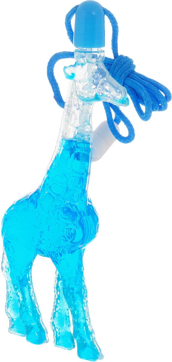 Uncle Bubble Мыльные пузыри Жираф цвет голубой