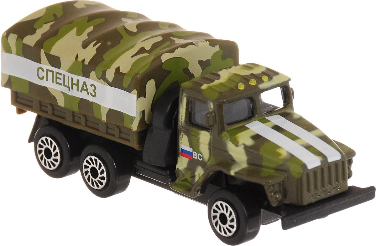 ТехноПарк Автомобиль Урал Спецназ