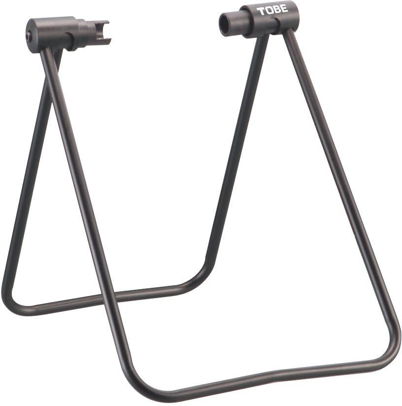 Стойка регулируемая To Be, под заднее колесо. 20542054Стойки для велосипеда B196015 Предназначена для удержания заднего колеса в воздухе для выполнения регламентных работ, таких как: цепи смазки,регулировка переключателей, для хранения или демонстрации велосипеда в торговых залах Особенности:Для Shimano®, Campagnolo® и комплектов обычных колес 20-29