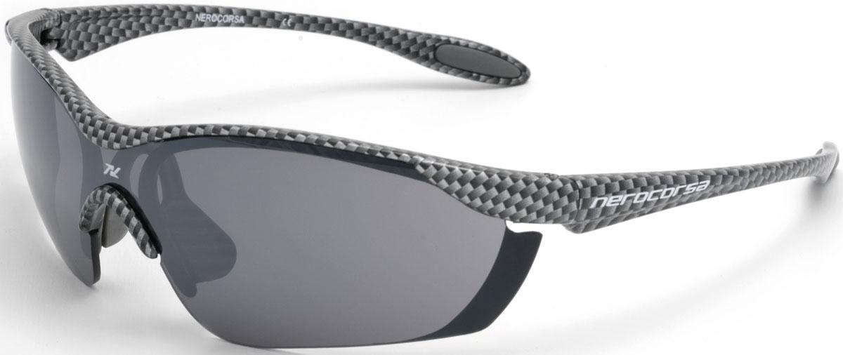 Очки солнцезащитные NRC, цвет: серый. 2103121031Бренд NRC представляет очки, предназначенные как для езды на велосипеде, так и для многих других видов спорта. NRC известен собственными фирменными разработками, адаптирующими очки под разные климатические условия, различное время суток, степень освещенности, а также под индивидуальные потребности каждого конкретного пользователя. Очки карбон Дымчатые линзы Материал оправы – Нейлон (TR90) Оправа - небьющаяся, изогнутая, удобная и безопасная Материал линзы - поликарбонат (РС) Особенности линзы - фотохромная Покрытие – защитное от царапин, антизапотевающее, зеркальное Прозрачность -15% Категория фильтра -3 Вес -22,2 г Кривизна (изгиб) -7