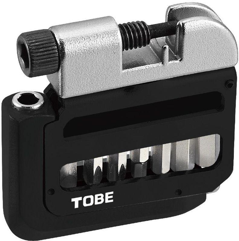 Складной инструмент To Be, 8 в 1. 21292129Складные инструменты B986095 Особенности: 6-гранный торцевые ключи 3/4/5/6 мм;Отвертка (+)/(-);Т25;Выжимка цепочных заклепок