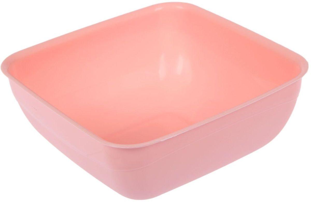 Салатник Fimako, цвет: персиковый, 1,25 л2331344От качества посуды зависит не только вкус еды, но и здоровье человека. Любой хозяйке будет приятно держать его в руках. С посудой и кухонной утварью Fimako приготовление еды и сервировка стола превратятся в настоящий праздник.