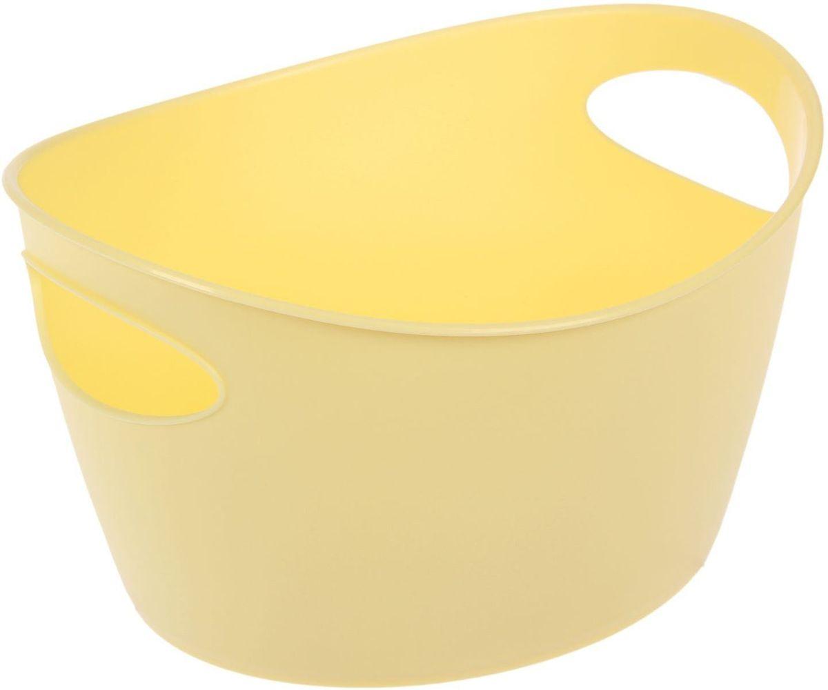 Миска Fimako Ладья, цвет: лимонный, 1,25 л2331360От качества посуды зависит не только вкус еды, но и здоровье человека. Любой хозяйке будет приятно держать его в руках. С посудой и кухонной утварью Fimako приготовление еды и сервировка стола превратятся в настоящий праздник.