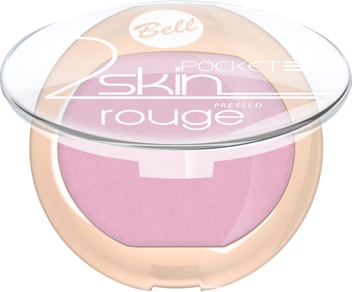 Bell Румяна Компактные 2 Skin Rouge Тон 52Broz2s052Бархатная текстура румян создает эффект тонкой вуали на кожи. Легко и равномерно наносится, придавая кожи легкое сияние. Роскошные оттенки румян выгодно подчеркнут все достоинства Вашего макияжа