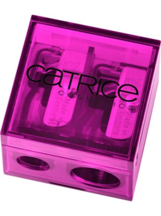 Catrice Точилка для косметического карандаша Sharpener 2 грперфорационные unisexПодходит для всех видов карандашей CATRICE