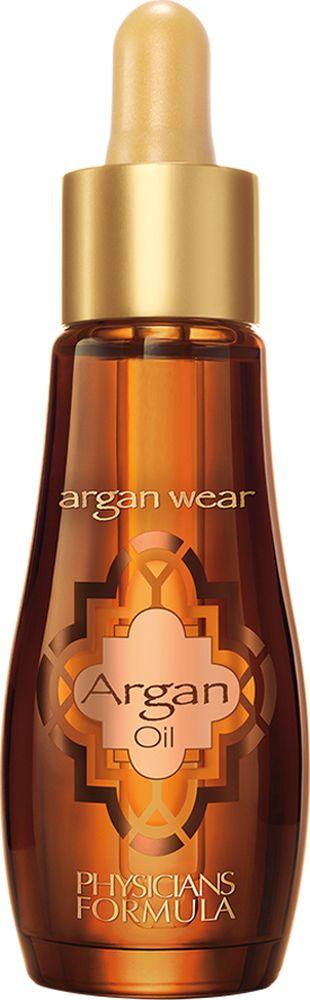 Physicians Formula Аргановое масло Argan Wear Ultra-Nourishing Argan Oil 30 мл6405EРоскошный ингредиент из Марокко – чудодейственное аргановое масло – в вашем повседневном ритуале красоты! Создайте для своего лица ухаживающие условия днем и ночью: масло можно использовать как увлажняющее средство утром, подготовительную базу для макияжа днем и питательный бальзам вечером. Будьте естественно красивы каждый день!