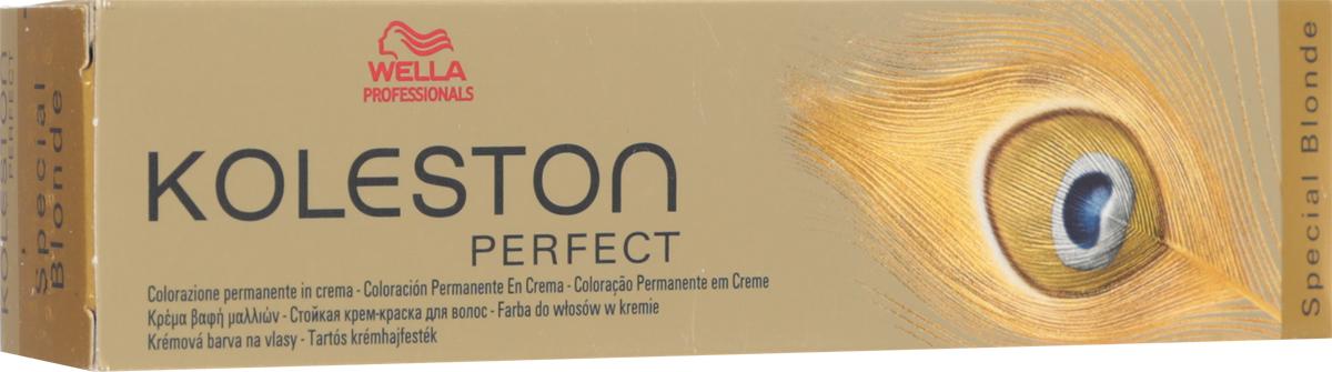Wella Краска для волос Koleston Perfect, оттенок 12/89, Ванильный, 60 мл81454363/81345726Wella KOLESTON PERFECT 12/89 ванильный предназначена для того, чтобы волосы обрели новый насыщенный и натуральный цвет, не страдая при этом. Новая разработка немецких ученых позволит сохранить хорошее внешнее состояние волос: блеск, упругость, отсутствие секущихся кончиков. Преимущество краски заключается в том, что она имеет минимальное количество вредных компонентов, а комплекс активных гранул защищает и укрепляет волосы. В составе также имеются липиды, которые придают волосам дополнительного объема без утяжеления. Молекулы и активатор играют не менее важную роль в составе. Они укрепляют корни волос, ведь именно они максимально нуждаются в питании и восстановлении. Краска имеет нежный аромат, который не вызывает аллергических реакций. Она хорошо подходит всем видам волос. Текстуру смешивают с эмульсией для достижения лучшего результата.