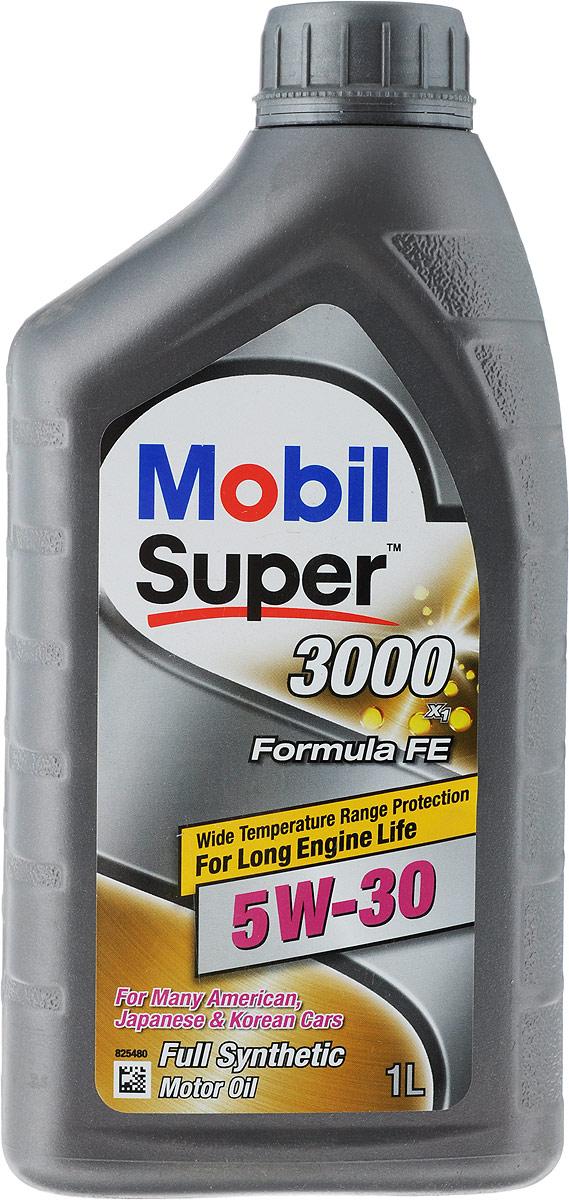 Масло моторное Mobil Super 3000 X1 Formula FE, класс вязкости 5W-30, 1 л152Моторное масло Mobil Super 3000 X1 Formula FE — высококачественное синтетическое энергосберегающее масло для современных бензиновых и дизельных двигателей легковых автомобилей Ford, которое рекомендуется в соответствии с допуском Ford WSS-M2C913-C и заменяет предыдущие допуски Ford WSS-M2C913А и Ford WSS-M2C913В. Масло Mobil Super 3000 X1 Formula FE было специально разработано для бензиновых и дизельных легковых автомобилей, легких грузовиков и микроавтобусов, требующих применения маловязких энергосберегающих масел. Масло соответствует допуску Ford WSS-M2C913-С, но может также применяться и в других автомобилях, для которых рекомендованы масла такого же уровня качества и класса вязкости. Моторное масло Mobil Super 3000 X1 Formula FE обеспечивает следующие преимущества: - повышенная топливная экономичность; - отличные низкотемпературные свойства обеспечивают легкий запуск двигателя, а также защиту двигателя от износа при низкой окружающей температуре; -...