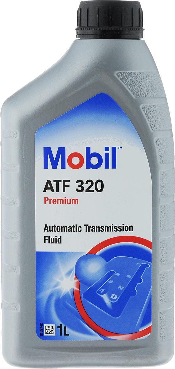 Жидкость трансмиссионная Mobil