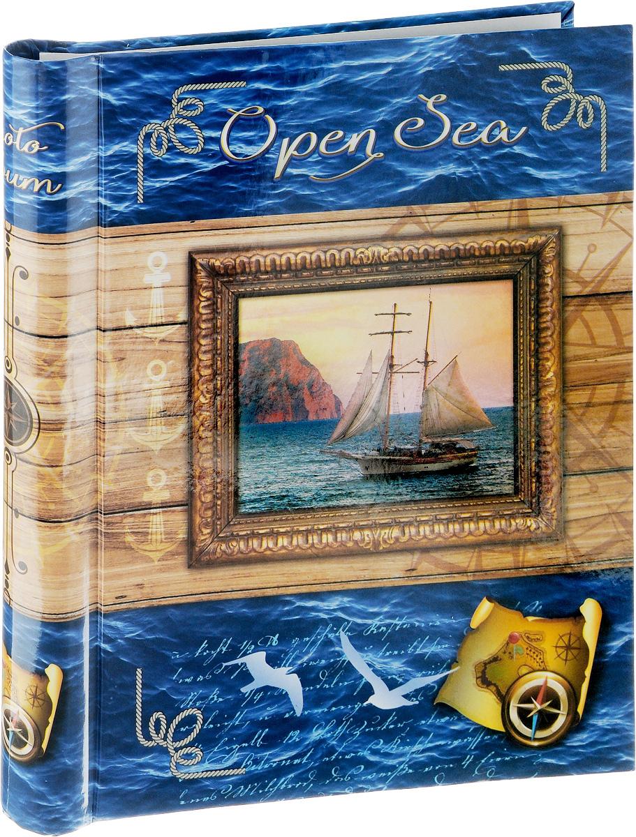 Фотоальбом Pioneer Open Sea, 20 магнитных листов, цвет: светло-коричневый, синий, 23 х 28 см46400 AP202328SAФотоальбом Pioneer Open Sea позволит вам запечатлеть незабываемые моменты вашей, сохранить свои истории и воспоминания на его страницах. Обложка из толстого картона оформлена оригинальным принтом. Фотоальбом рассчитан на 20 фотографии форматом 23 х 28 см. Такой необычный фотоальбом позволит легко заполнить страницы вашей истории, и с годами ничего не забудется. Тип обложки: Ламинированный картон. Тип листов: магнитные. Тип переплета: спираль. Материалы, использованные в изготовлении альбома, обеспечивают высокое качество хранения ваших фотографий, поэтому фотографии не желтеют со временем.