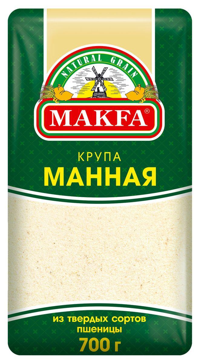 Makfa манная крупа, 700 г121-7