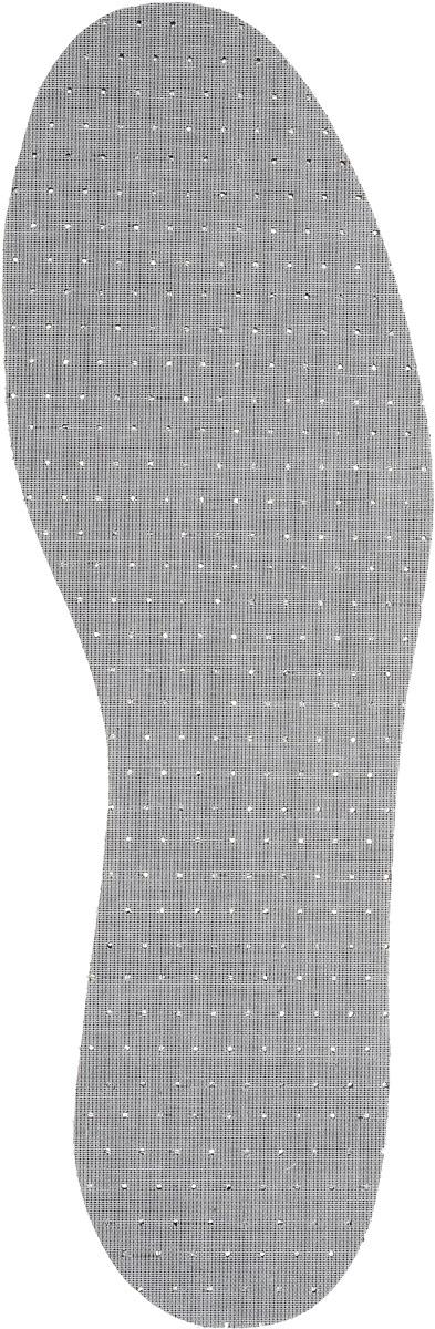 Стелька, OmaKing ароматизированная против пота, 44/45T-111-45Влагопоглощающие стельки из перфорированного латекса с пропитокой из активированного угля. Активированный уголь впитывает влагу и нейтрализует запах пота.