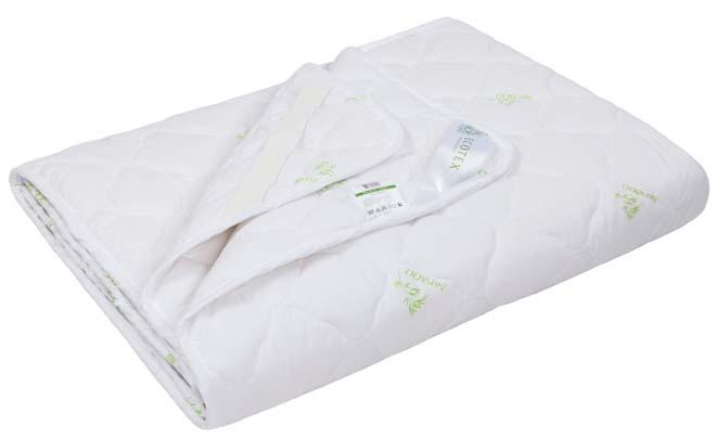 Наматрасник Ecotex Бамбук, наполнитель: бамбуковое волокно, цвет: белый, 140 х 200 смНБ14- экологически чистый природный материал; - высокие антибактериальные свойства; - не вызывает раздражения; - ощущение свежести: регулирует влажность и теплообмен; - долговечность: сохраняет свои первоначальные свойства и форму после многократной эксплуатации.
