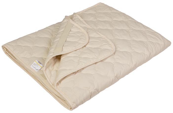 Наматрасник Ecotex Овечка-Комфорт, наполнитель: овечья шерсть, цвет: светло-бежевый, 90 х 200 смНОК09- сухое и здоровое тепло: создает комфортный микроклимат во время сна в любое время года; - долговечность и экологичность; - комфорт: антистатичность, мягкость, легкость и объем.