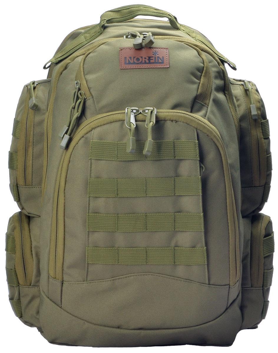 """Рюкзак тактический Norfin """"Tactica 45 NF"""", цвет: зеленый, 45 л NF-40222"""