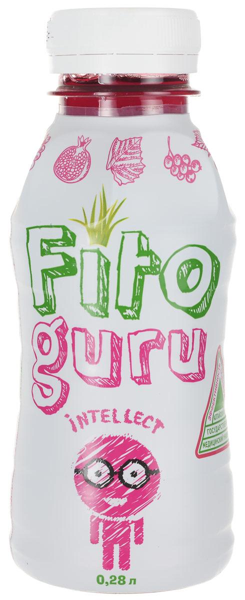 Fitoguru Гранат, черноплодная рябина, мелисса сокосодержащий напиток, 0,28 л 4680006470340