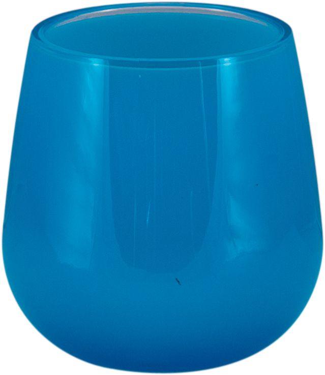 Стакан для ванной Swensa Рондо, цвет: синийAC-3001C-BlueСтаканчик Рондо отличается минималистичным дизайном. Модель окрашена в один цвет и не имеет никаких узоров на корпусе. Изделие придется по душе ценителям простых, но удобных решений для современной ванной комнаты. Модель выполнена из акрила и отличается устойчивостью к бытовой химии, легкостью чистки, высокой прочностью, небольшим весом.