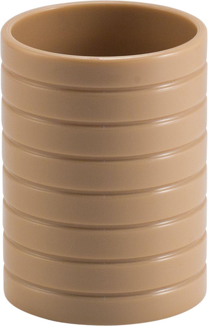 Стакан для ванной Swensa Тренто, цвет: бежевыйSWP-0680BG-CСтакан для ванной комнаты Тренто – элегантное и изысканное решение для ванной комнаты. Он целиком выполнен из пластика, что гарантирует прочность изделия и простоту ухода. Материал неприхотлив и не боится воздействия химических веществ. Изделие не выделяется на фоне других принадлежностей, оставаясь при этом уникальным и необычным.