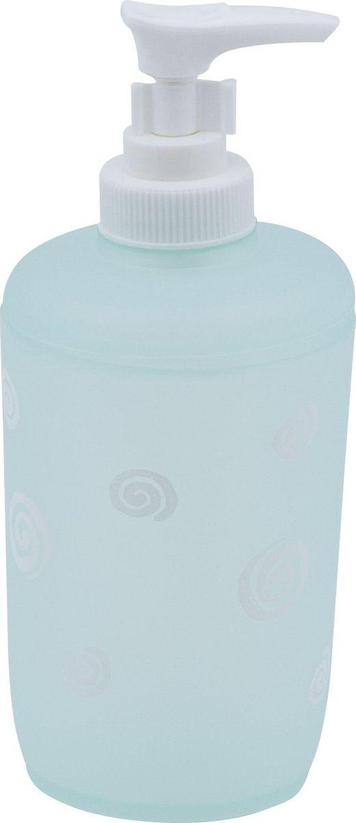 Дозатор для жидкого мыла Swensa Спираль, цвет: зеленый, 250 млSWTP-0005GДозатор для жидкого мыла Спираль, изготовленный из пластика, отлично подойдет для вашей ванной комнаты. В коллекции 4 предмета.
