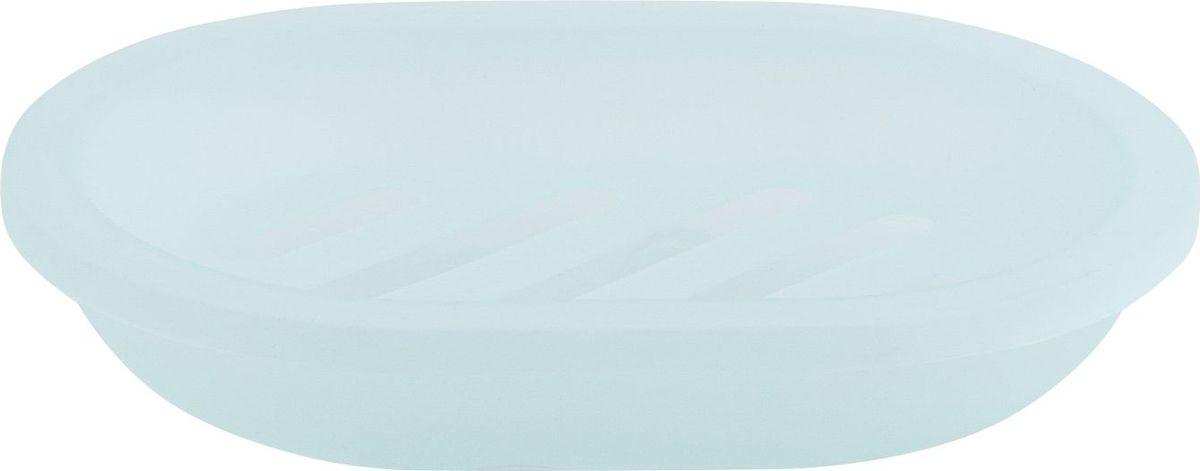 Мыльница Swensa Спираль, цвет: зеленыйSWTP-0008GМыльница Спираль, изготовленная из пластика, отлично подойдет для вашей ванной комнаты. В мыльнице есть специальные отверстия для удаления лишней влаги. В коллекции 4 предмета.