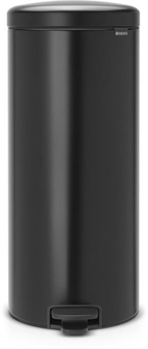 Мусорный бак с педалью Brabantia NewIcon, 30 л. 114540114540Этот высокий вместительный бак с педалью на 30 литров – превосходное решение для большой семьи. Бесшумный – плавное закрывание крышки и необыкновенно мягкий ход педали. Не пропускает запах – плотно прилегающая крышка. Устойчивый – специальное устройство, предотвращающее опрокидывание бака. Не повреждает пол – нескользящее основание. Удобная очистка –съемное внутреннее пластиковое ведро. Бак удобно перемещать – специальная ручка в блоке крепления крышки. Всегда опрятный вид – в комплекте идеально подходящие по размеру мешки для мусора PerfectFit (размер D). Сертификат соответствия концепции регенерации Cradle to Cradle. Изготовлен на 40% из переработанных материалов, подлежит вторичной переработке вместе с упаковкойна 98%. 10 лет гарантии и сервисное обслуживание. Brabantia c заботой о вашем доме и планете. Добрые дела сегодня – залог счастливого завтра. Мусорные баки с педалью newIcon не только безупречно красивы, они еще и надежные...