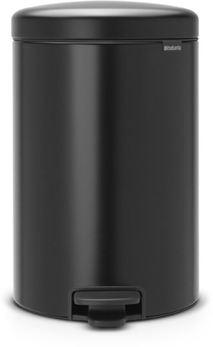 Мусорный бак с педалью Brabantia NewIcon, 20 л. 114106114106Этот 20-литровый бак с педалью – отличное решение для кухни или гостиной: большое загрузочное отверстие позволяет аккуратно собирать мусор, не просыпая на пол. Бесшумный – плавное закрывание крышки и необыкновенно мягкий ход педали. Не пропускает запах – плотно прилегающая крышка. Устойчивый – специальное устройство, предотвращающее опрокидывание бака. Не повреждает пол – нескользящее основание. Удобная очистка –съемное внутреннее пластиковое ведро. Бак удобно перемещать – специальная ручка в блоке крепления крышки. Всегда опрятный вид – в комплекте идеально подходящие по размеру мешки для мусора PerfectFit (размер D). Сертификат соответствия концепции регенерации Cradle to Cradle. Изготовлен на 40% из переработанных материалов, подлежит вторичной переработке вместе с упаковкойна 98%. 10 лет гарантии. Brabantia c заботой о вашем доме и планете. Добрые дела сегодня – залог счастливого завтра. Мусорные баки с педалью newIcon не только...