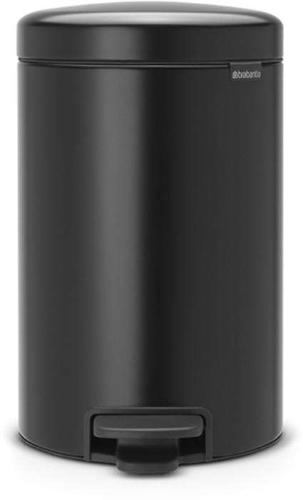 Мусорный бак с педалью Brabantia NewIcon, 12 л. 113741113741Этот 12-литровый бак с педалью достаточно вместителен и при этом достаточно компактен для размещения под рабочим столом – отличное решение для кухни или гостиной. Бесшумный – плавное закрывание крышки и необыкновенно мягкий ход педали. Не пропускает запах – плотно прилегающая крышка. Устойчивый – специальное устройство, предотвращающее опрокидывание бака. Не повреждает пол – нескользящее основание. Удобная очистка –съемное внутреннее пластиковое ведро. Бак удобно перемещать – специальная ручка в блоке крепления крышки. Всегда опрятный вид – в комплекте идеально подходящие по размеру мешки для мусора PerfectFit (размер C). Сертификат соответствия концепции регенерации Cradle to Cradle. Изготовлен на 40% из переработанных материалов, подлежит вторичной переработке вместе с упаковкойна 98%. 10 лет гарантии. Brabantia c заботой о вашем доме и планете. Добрые дела сегодня – залог счастливого завтра. Мусорные баки с педалью newIcon не только...