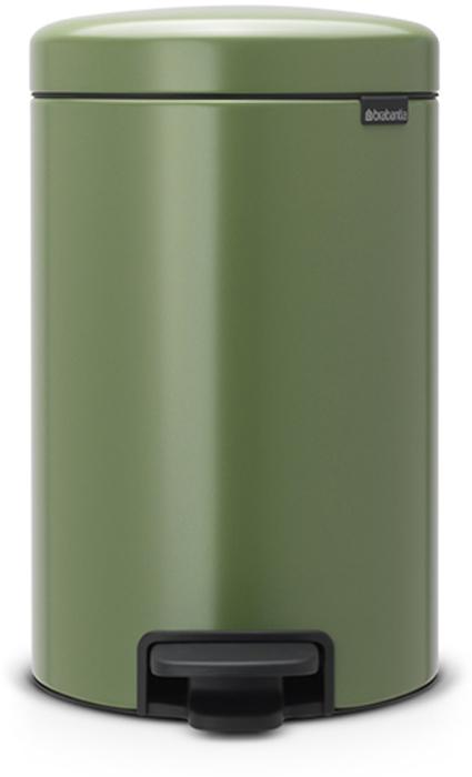 Мусорный бак с педалью Brabantia NewIcon, 12 л. 113529113529Этот 12-литровый бак с педалью достаточно вместителен и при этом достаточно компактен для размещения под рабочим столом – отличное решение для кухни или гостиной. Бесшумный – плавное закрывание крышки и необыкновенно мягкий ход педали. Не пропускает запах – плотно прилегающая крышка. Устойчивый – специальное устройство, предотвращающее опрокидывание бака. Не повреждает пол – нескользящее основание. Удобная очистка –съемное внутреннее пластиковое ведро. Бак удобно перемещать – специальная ручка в блоке крепления крышки. Всегда опрятный вид – в комплекте идеально подходящие по размеру мешки для мусора PerfectFit (размер C). Сертификат соответствия концепции регенерации Cradle to Cradle. Изготовлен на 40% из переработанных материалов, подлежит вторичной переработке вместе с упаковкойна 98%. 10 лет гарантии. Brabantia c заботой о вашем доме и планете. Добрые дела сегодня – залог счастливого завтра. Мусорные баки с педалью newIcon не только...