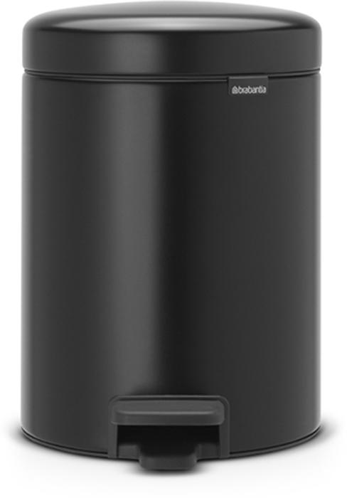 Мусорный бак с педалью Brabantia NewIcon, 5 л. 112928112928Этот 5-литровый бак с педалью идеально подходит для ванной, туалета или детской комнаты. Бесшумный – плавное закрывание крышки и необыкновенно мягкий ход педали. Не пропускает запах – плотно прилегающая крышка. Устойчивый – специальное устройство, предотвращающее опрокидывание бака. Не повреждает пол – нескользящее основание. Удобная очистка – съемное внутреннее пластиковое ведро. Всегда опрятный вид – в комплекте идеально подходящие по размеру мешки для мусора PerfectFit (размер В). Сертификат соответствия концепции регенерации Cradle to Cradle. Изготовлен на 40% из переработанных материалов, подлежит вторичной переработке вместе с упаковкойна 98%. 10 лет гарантии. Brabantia c заботой о вашем доме и планете. Добрые дела сегодня – залог счастливого завтра. Мусорные баки с педалью newIcon не только безупречно красивы, они еще и надежные работники! Покупая этот бак, вы вносите вклад в крупнейший проект по очистке мирового океана от пластикового...