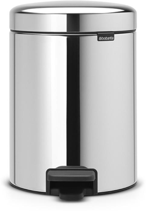 Мусорный бак с педалью Brabantia NewIcon, 5 л. 112621112621Этот 5-литровый бак с педалью идеально подходит для ванной, туалета или детской комнаты. Бесшумный – плавное закрывание крышки и необыкновенно мягкий ход педали. Не пропускает запах – плотно прилегающая крышка. Устойчивый – специальное устройство, предотвращающее опрокидывание бака. Не повреждает пол – нескользящее основание. Удобная очистка – съемное внутреннее пластиковое ведро. Всегда опрятный вид – в комплекте идеально подходящие по размеру мешки для мусора PerfectFit (размер В). Сертификат соответствия концепции регенерации Cradle to Cradle. Изготовлен на 40% из переработанных материалов, подлежит вторичной переработке вместе с упаковкойна 98%. 10 лет гарантии. Brabantia c заботой о вашем доме и планете. Добрые дела сегодня – залог счастливого завтра. Мусорные баки с педалью newIcon не только безупречно красивы, они еще и надежные работники! Покупая этот бак, вы вносите вклад в крупнейший проект по очистке мирового океана от пластикового...
