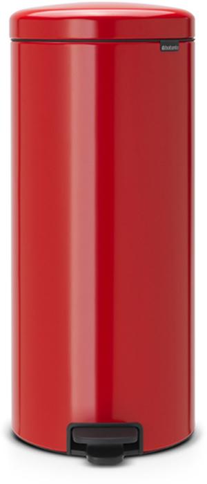 Мусорный бак с педалью Brabantia NewIcon, 30 л. 111808111808Этот высокий вместительный бак с педалью на 30 литров – превосходное решение для большой семьи. Бесшумный – плавное закрывание крышки и необыкновенно мягкий ход педали. Не пропускает запах – плотно прилегающая крышка. Устойчивый – специальное устройство, предотвращающее опрокидывание бака. Не повреждает пол – нескользящее основание. Удобная очистка –съемное внутреннее пластиковое ведро. Бак удобно перемещать – специальная ручка в блоке крепления крышки. Всегда опрятный вид – в комплекте идеально подходящие по размеру мешки для мусора PerfectFit (размер D). Сертификат соответствия концепции регенерации Cradle to Cradle. Изготовлен на 40% из переработанных материалов, подлежит вторичной переработке вместе с упаковкойна 98%. 10 лет гарантии и сервисное обслуживание. Brabantia c заботой о вашем доме и планете. Добрые дела сегодня – залог счастливого завтра. Мусорные баки с педалью newIcon не только безупречно красивы, они еще и надежные...
