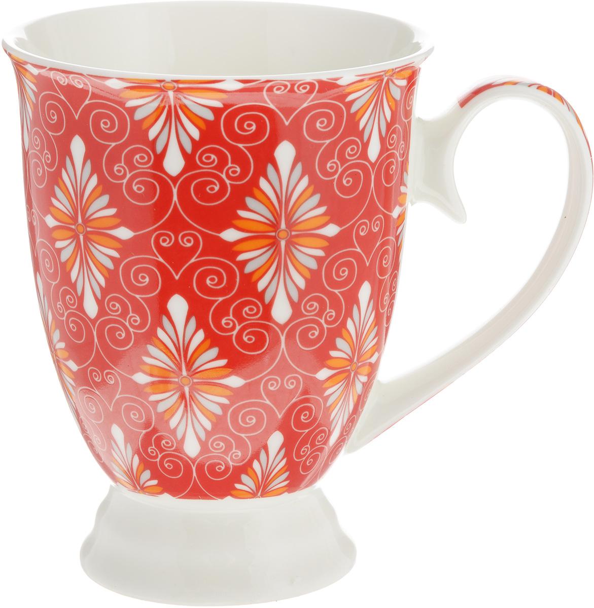 Кружка Lillo Цветочно-ягодный микс, цвет: красный, 250 млVT-1520(SR)Кружка Lillo Цветочно-ягодный микс выполнена из высококачественной керамики с глазурованным покрытием. С внешней стороны изделие декорировано красочным рисунком. Такая кружка станет приятным подарком и согреет вас холодными вечерами. Диаметр (по верхнему краю): 8 см.Высота кружки: 10,5 см.