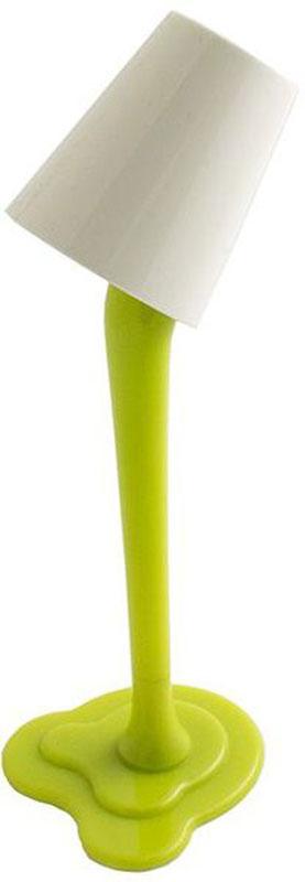 Эврика Ручка шариковая Лампа с подсветкой цвет корпуса зеленый96732СУдивительная светящаяся настольная ручка-лампа на подставке создает иллюзию, будто небольшое ведерко с краской зависло в воздухе. Стильная, яркая, необычная вещица украсит собой рабочий стол, подсветит подписываемый документ и удивит коллег.