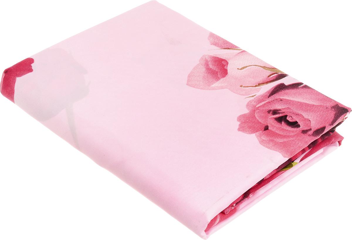 Комплект белья МарТекс Ида, евро, наволочки 50х70, 70х70 цвет: розовый01-1245-3Комплект постельного белья МарТекс Ида состоит из пододеяльника, простыни и четырех наволочек и изготовлен из качественной микрофибры. Постельное белье оформлено оригинальным ярким 5D рисунком и имеет изысканный внешний вид. Ткань микрофибра - новая технология в производстве постельного белья. Тонкие волокна, используемые в ткани, производят путем переработки полиамида и полиэстера. Такая нить не впитывает влагу, как хлопок, а пропускает ее через себя, и влага быстро испаряется. Изделие не деформируется и хорошо держит форму. Приобретая комплект постельного белья МарТекс, вы можете быть уверенны в том, что покупка доставит вам и вашим близким удовольствие и подарит максимальный комфорт.