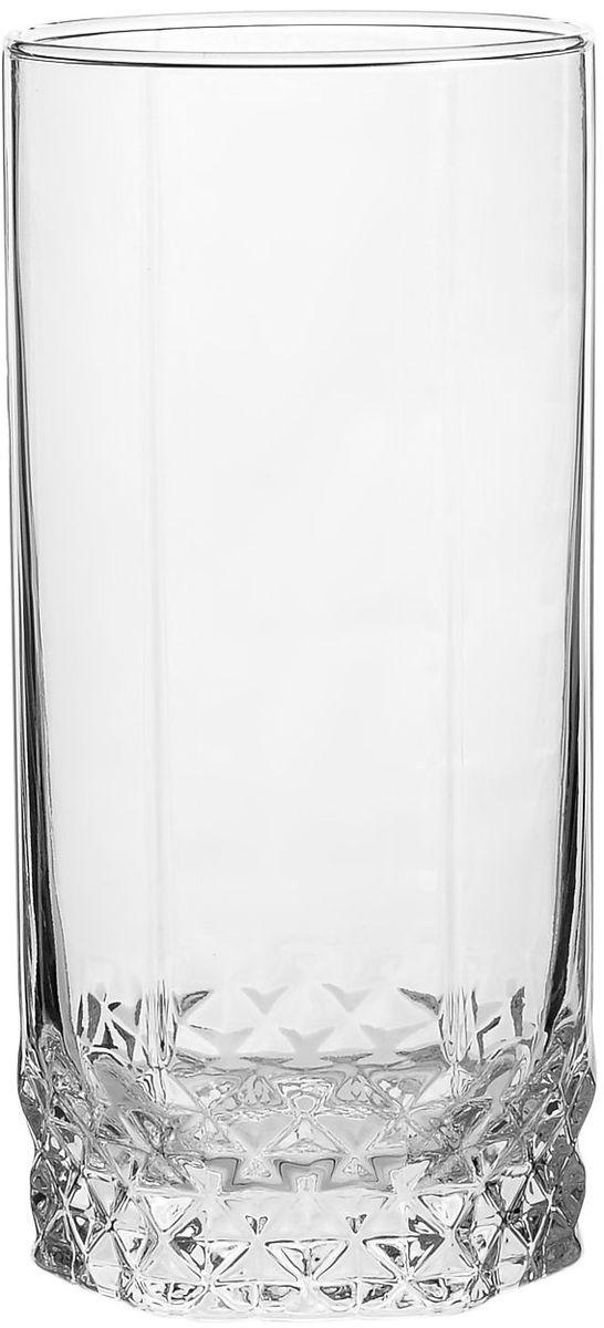 Набор стаканов Pasabahce Valse, 440 мл, 6 штVT-1520(SR)Набор Pasabahce VALSE состоит из 6 стаканов, выполненных из закаленного натрий- кальций-силикатного стекла. Изделия прекрасно подойдут для подачи холодных напитков. Набор стаканов Pasabahce VALSE украсит ваш стол и станет отличным подарком к любому празднику.