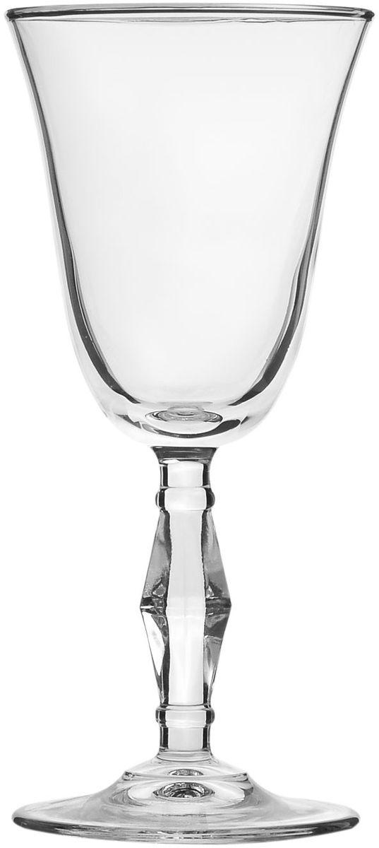 Набор бокалов Pasabahce Golden Retro, 236 мл, 6 шт440060B1Набор Pasabahce Golden Retro состоит из шести бокалов, выполненных из прочного натрий-кальций-силикатного стекла. Изделия оснащены ножками. Бокалы сочетают в себе элегантный дизайн и функциональность. Благодаря такому набору пить напитки будет еще вкуснее. Набор бокалов Pasabahce Golden Retro прекрасно оформит праздничный стол и создаст приятную атмосферу за ужином. Такой набор также станет хорошим подарком к любому случаю!